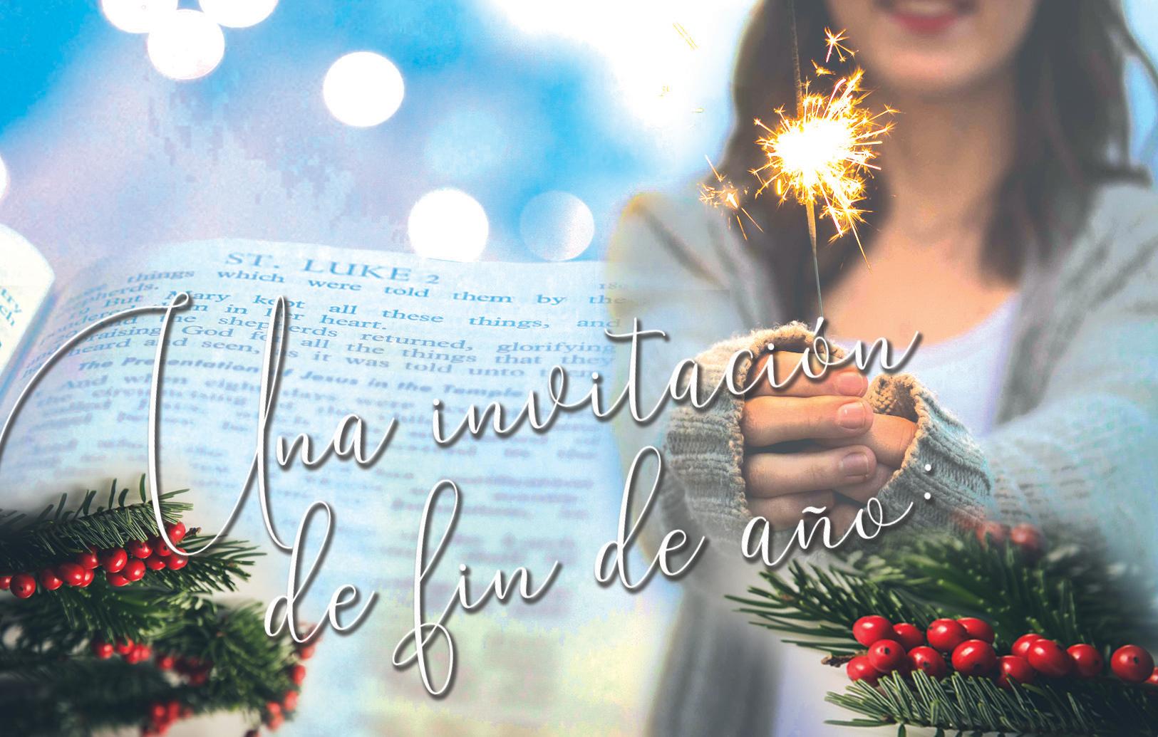 724 • Una invitación de fin de año • Volumen XV • 29 de diciembre de 2019