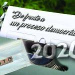 769 • De frente a un proceso democrático • 8 de noviembre del 2020 • El Heraldo Digital -Institucional • Volumen XV • 769